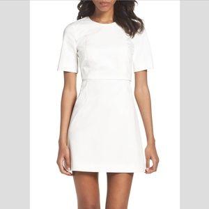 NWT french connection | modern kantha sheath dress